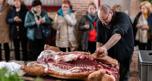Matanza del Cerdo al Estilo Castellano